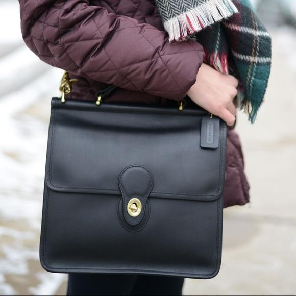 Coach Handbags - *NOT VINTAGE* Authentic Coach Willis Bag